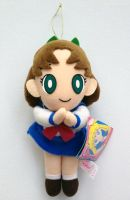 Sailor Moon Banpresto Naru Plush Doll by aleena