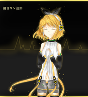 +Kagamine Rin Append+ by PrincessLouise