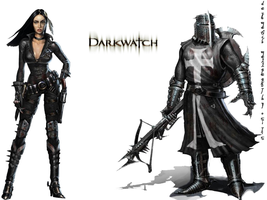 Darkwatch by osiris-gd