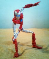 iron man wire by TheWallProducciones
