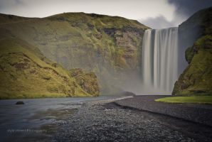 Skogafoss by style-vision