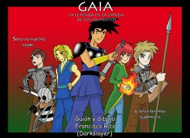 GAIA portada 6 by d4rkslayer