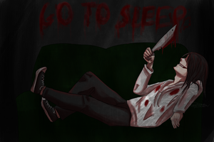 Jeff the killer by random-ftw