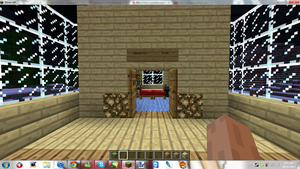 Minecraft My New Home ( My Room ) by MikaMori