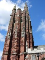 Church spire by LL-stock