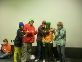 South Park Anime Boston 09 by Shadow-Lockheed