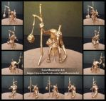 DOTA 2 Witch Doctor Figurine - 360 Degree View by LuisMonterieArt
