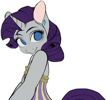 Rarity Base Colors. by dwaftiidahponii