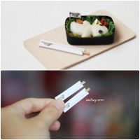Miniature Bento - complete! by Aiclay