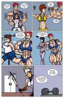 Comic page commission 55 by Ritualist