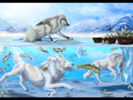 C:. RoM- Many fish for us by Soyala-Silveryst