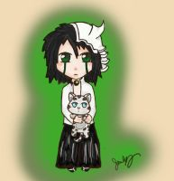Ulquiorra And Grimmjow. by gigibecker