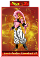 Buu Gotenks Absorbed V1 by CHangopepe