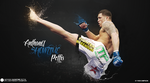 Anthony 'Showtime' Pettis by RobbieSimpson93