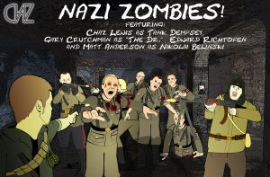 Nazi Zombies! by Lewiscdl