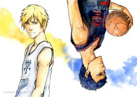 KnB: Yellow by Sideburn004