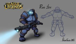Riot Jax by He-st