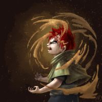 Gaara: 'Love' by Katakiari