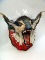 Bathsephus Mounted Head 3 (For Sale) by AnyaBoz
