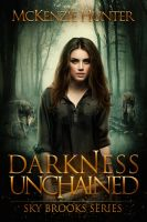book cover for Darkness Unchained by itznikki530