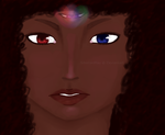 Garnet Without Shades by SiberianMau