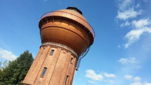 Water Tower Cottbus by utico