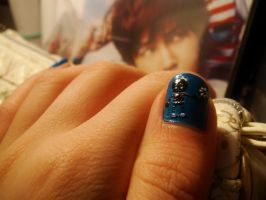 Nail Art 051 by MelodicInterval