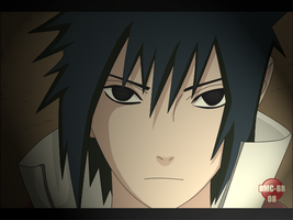 Sasuke: I'll Handle This by artreart