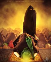 The Martyrdom of Ali-ibn abi talib by MuhammedRaad