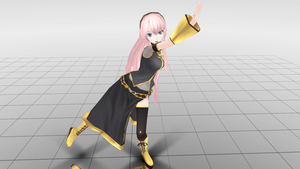 Luka Luka night fever by ssugar4