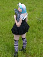 Gothic Lolita III by LolitaLibrarian