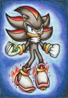 :Shadow The Hedgehog: by KannaTC