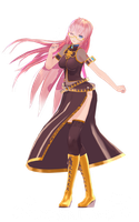 Tda DEAFULT Megurine Luka DOWNLOAD (Ixima Design) by ikirui