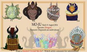 [1 EURO / 1,33 DOLLAR] Moju stack one august by UnitedGuardians