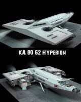 KA 80 62 -Hyperion by Artificialproduction