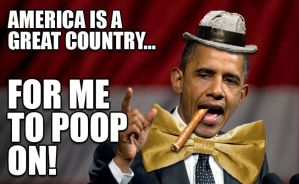 Obama the Insult Comic President by armageddon