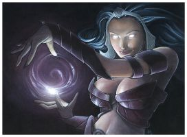 Liliana Vess by COR-Illustrations
