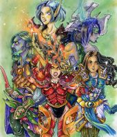 Coloured Otakon Guild by LinkWorshiper