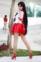 Sailor Mars II by RinaMx