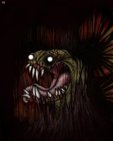 Thing from nowhere-Macgreen by GoreGalore