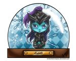 LoL Advent 2015 - Day 24 - Kalista by enchanted-enigma