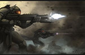 Soldiers Full Auto by Zeorymer0015