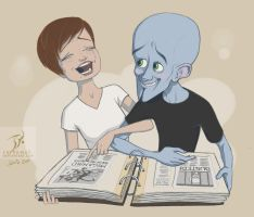 Megamind 10: Remember by suthnmeh