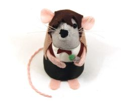 Matt Smith's The Doctor Mouse by The-House-of-Mouse