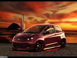 Ford Ka by roleedesign