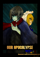 Cover-Chapter1 Our apocalypse by MomoAiko