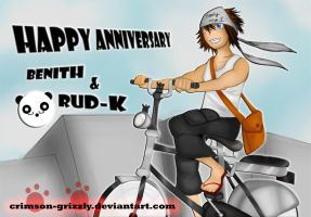 CR - HBD Benith and Rud-K by crimson-grizzly