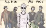 All Men Are Pigs by Hel-Heim