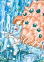 Peaceful Sleep - Nausicaa by Sylfonis