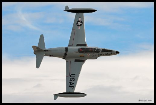 Nellis Shooting Star by AirshowDave